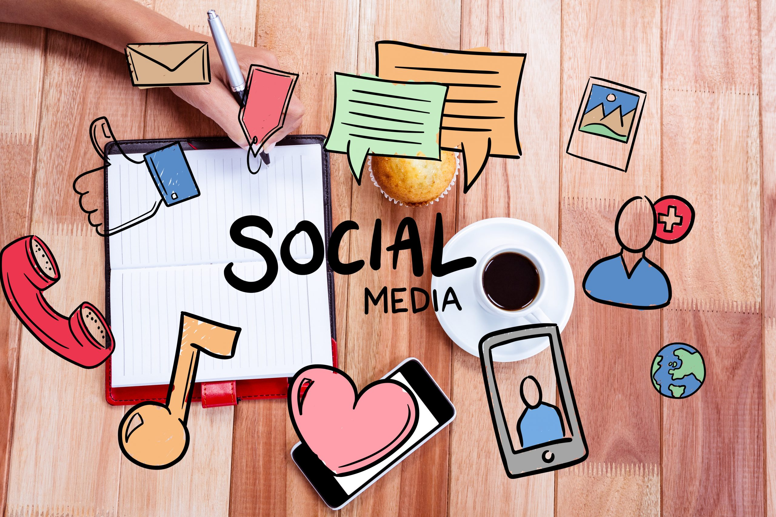 Servicio de Marketing Digital - Estrategia Social Media